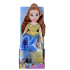 Disney Princess - Story Telling 10' Belle - soft toy