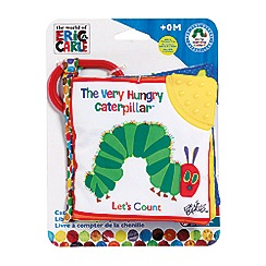 The Very Hungry Caterpillar - Let's count on-the-go book