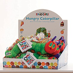 The Very Hungry Caterpillar - Bean toy