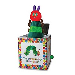 The Very Hungry Caterpillar - Jack in the box
