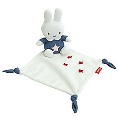 Miffy - Baby denim blue comfort blanket