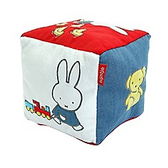 Miffy - Baby denim blue activity cube