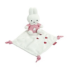 Miffy - Baby pink comfort blanket