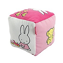 Miffy - Baby pink activity cube