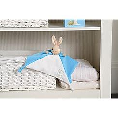 Beatrix Potter - Peter Rabbit comfort blanket