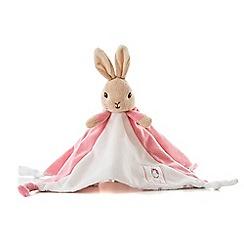 Beatrix Potter - Flopsy comfort blanket