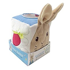 Beatrix Potter - Peter Rabbit activity cube
