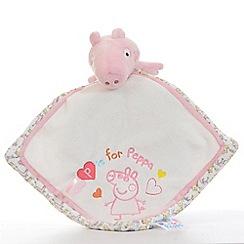 Peppa Pig - Baby Peppa comfort blanket