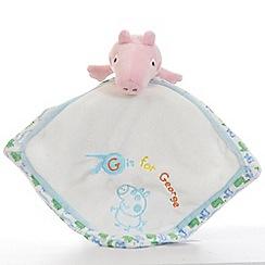 Peppa Pig - Baby George comfort blanket