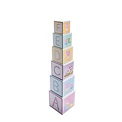 Peppa Pig - Baby stacking blocks