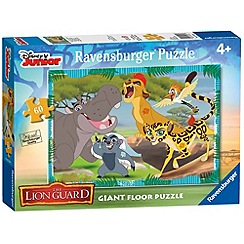 Disney The Lion Guard - 60 piece Giant Floor Jigsaw Puzzle