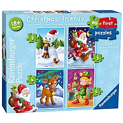 Ravensburger - My First Puzzle - Christmas Friends