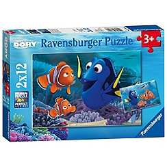 Disney PIXAR Finding Dory - 2 x 12 pieces Jigsaw Puzzles