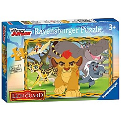 Disney The Lion Guard - 35 piece Jigsaw Puzzle