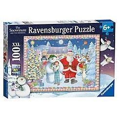 The Snowman - XXL 100 piece Jigsaw Puzzle