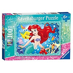 Disney Princess - Ariel XXL 100 piece Jigsaw Puzzle