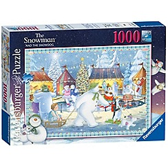The Snowman - 1000 piece Jigsaw Puzzle