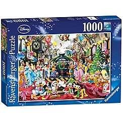 Ravensburger - Disney Christmas 1000 piece Jigsaw Puzzle