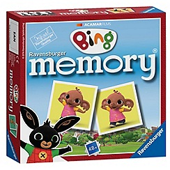 Bing - Bunny Mini Memory game