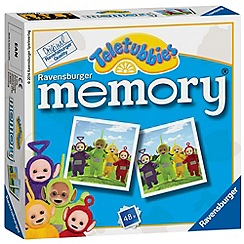Teletubbies - Mini Memory game