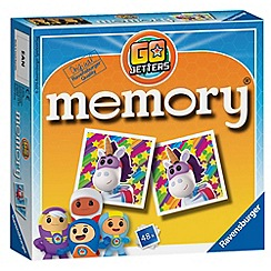 Ravensburger - Go Jetters Mini Memory game