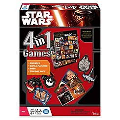 Star Wars - 4 in a box Game