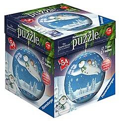 The Snowman - 54 piece 3D Jigsaw Puzzle