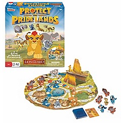 Disney The Lion Guard - Protect the Pridelands game