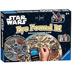 Star Wars - Eye Found it! Game