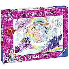 My Little Pony - 24 piece Giant Floor Jigsaw Puzzle