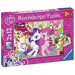My Little Pony - 2x 12 piece Jigsaw Puzzles