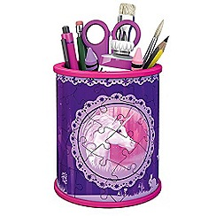 Ravensburger - Unicorns Pencil Holder - 54 piece 3D Jigsaw Puzzle