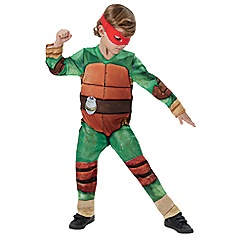 Teenage Mutant Ninja Turtles - Deluxe Costume - Small