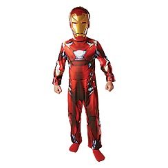 The Avengers - Iron Man Classic Costume - Medium