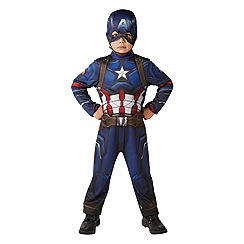 The Avengers - Captain America Costume - Large