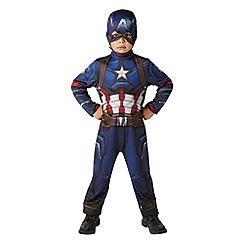 The Avengers - Captain America Costume - Small