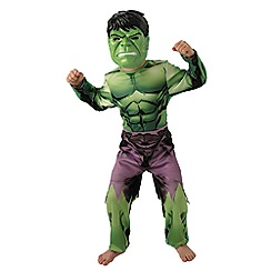 Marvel - Hulk Classic Costume - Medium