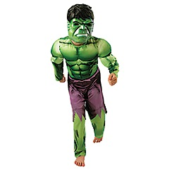 Marvel - Hulk Deluxe Costume - Large