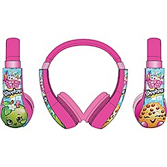 Shopkins - Kid Safe Headphones