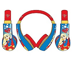 DC Comics - Kid Safe Headphones