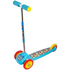 Paw Patrol - Tilt and turn scooter