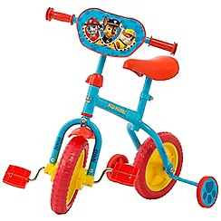 Paw Patrol - 2 in 1 10' training bike