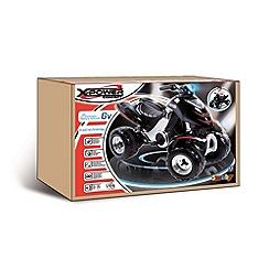Smoby - X power carbon quad bike