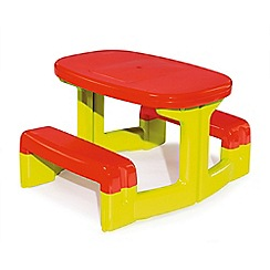 Smoby - Picnic table