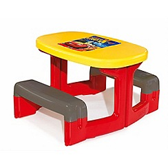 Disney Cars - Picnic table