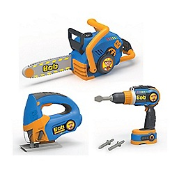 Bob the Builder - 3 x electronic tool set