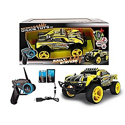Dickie - Rally raid remote control car 1:12 2.4ghz