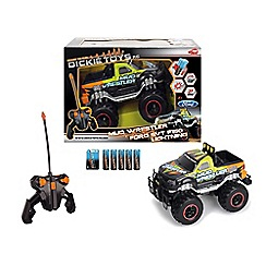 Dickie - Remote control Ford F150 mud wrestler 1:16 27 mhz