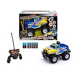Dickie - Remote control Ford F150 grave breaker 1:16 40mhz
