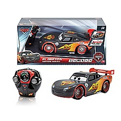 Dickie - Carbon drifting mcqueen remote control 1:16 scale
